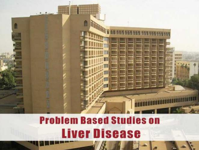 Problem Based Studies on Liver Disease