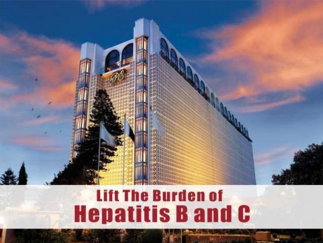 Lift The Burden of Hepatitis B and C