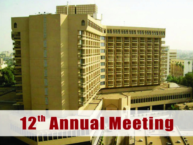 12th Annual Meeting