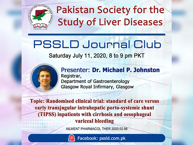 PSSLD Journal Club