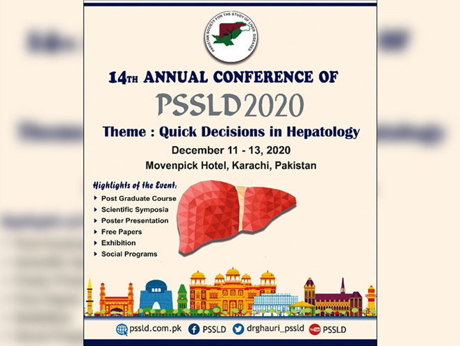 14th ANNUAL CONFERENCE OF PSSLD 2020