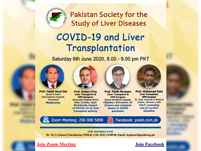 COVID-19 AND LIVER TRANSPLANTATION