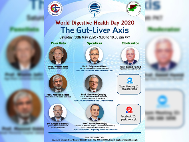 GUT AND LIVER AXIS-WORLD DIGESTIVE HEALTH DAY-2020